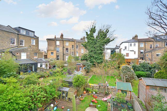 Garden of Banbury Road, Hackney E9