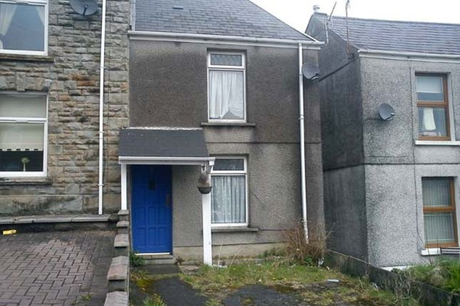 Thumbnail Terraced house to rent in Caemawr Road, Morriston, Swansea