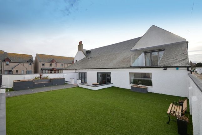 Thumbnail Terraced house for sale in The Shore, 98B Harbour Street, Nairn