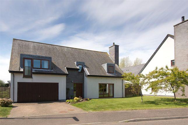 Thumbnail Detached house for sale in Spruce Gardens, Cupar Muir, Cupar