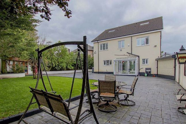 Thumbnail Detached house for sale in Penrith Crescent, Colne, Lancashire