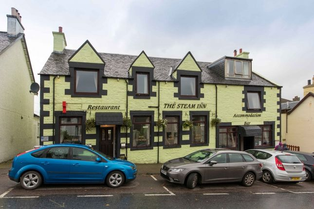 Thumbnail Pub/bar for sale in Mallaig