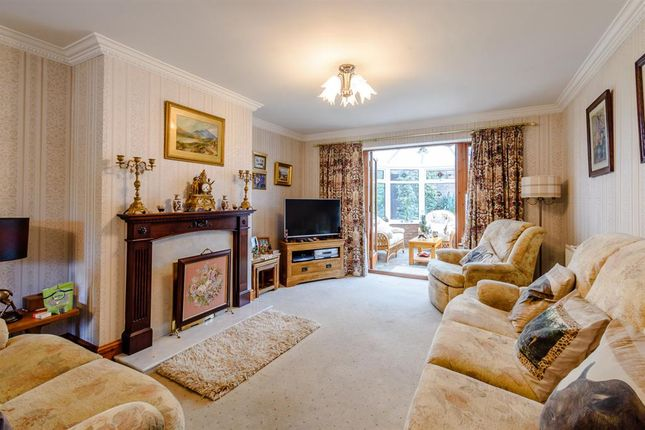 Thumbnail 4 bed detached house for sale in Somerset Pastures, North End, Raskelf, York