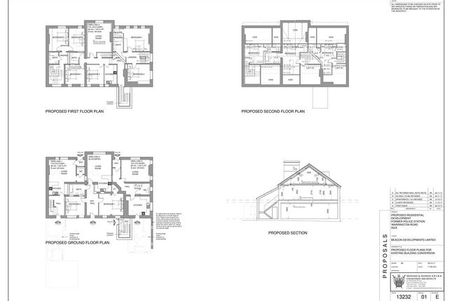 Thumbnail Town house for sale in Warrington Road, Ince, Wigan