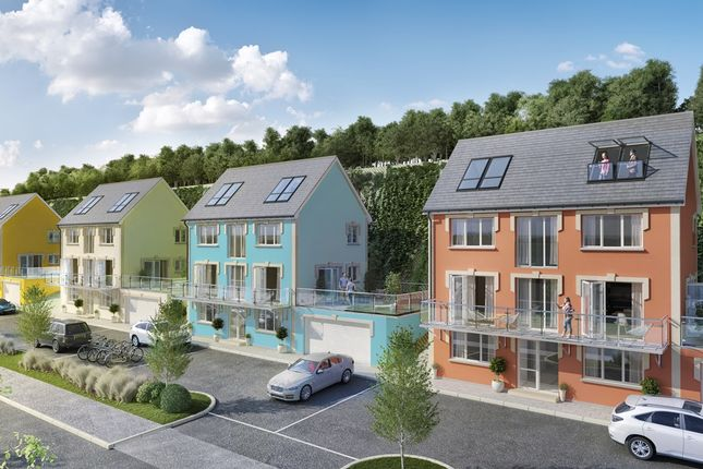 Detached house for sale in New Road, New Quay SA45