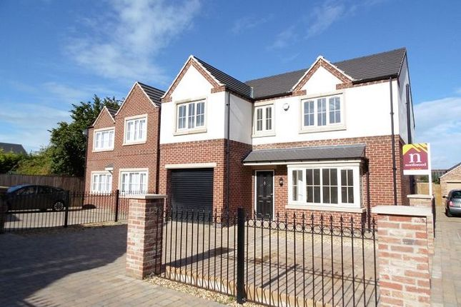 Thumbnail Detached house for sale in Sovereign Court, Sprotbrough, Doncaster