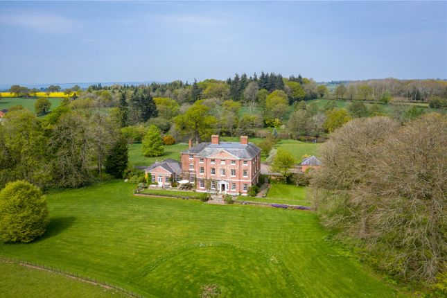 Thumbnail Country house for sale in Pudleston, Leominster, Herefordshire
