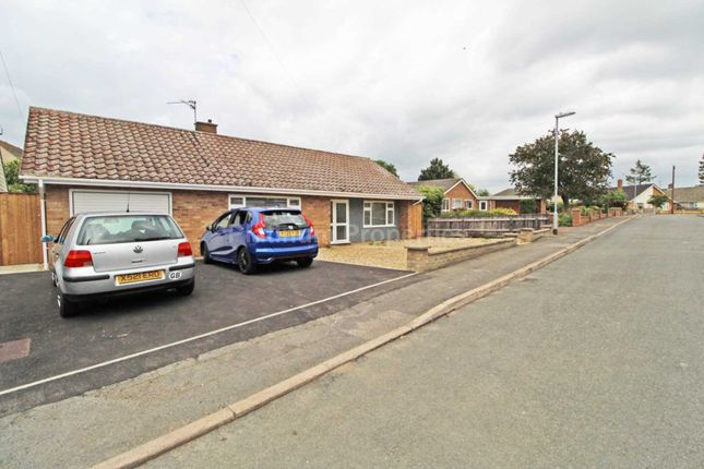Thumbnail Detached bungalow to rent in St Audrey`S Way, Ely