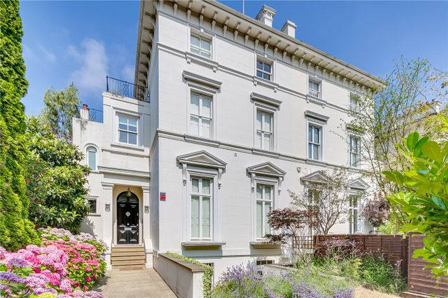 Thumbnail Detached house to rent in Howley Place, London
