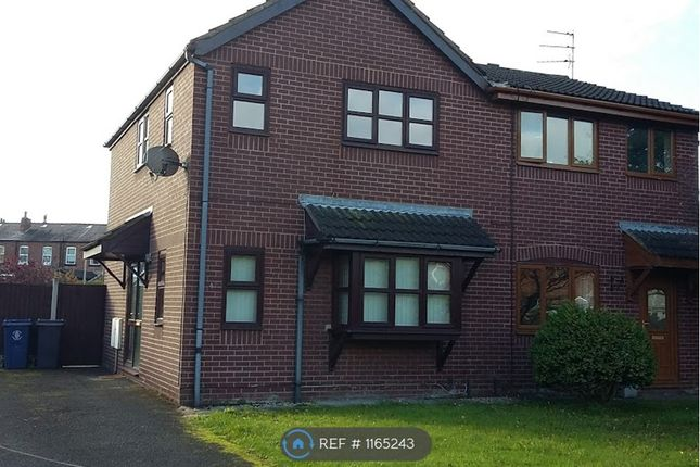 Thumbnail Semi-detached house to rent in Sanfield Close, Ormskirk