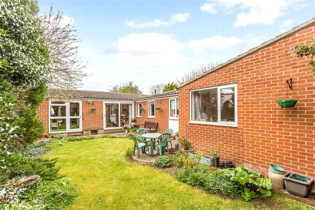 Thumbnail Detached bungalow for sale in Riddell Place, Oxford