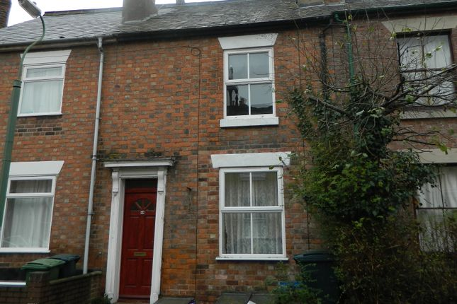 Thumbnail Terraced house for sale in North Street, Castlefields, Shrewsbury