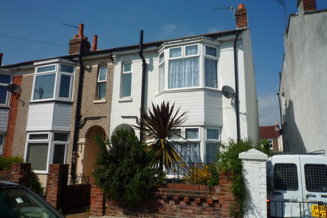 Thumbnail Semi-detached house to rent in St. Chads Avenue, Portsmouth