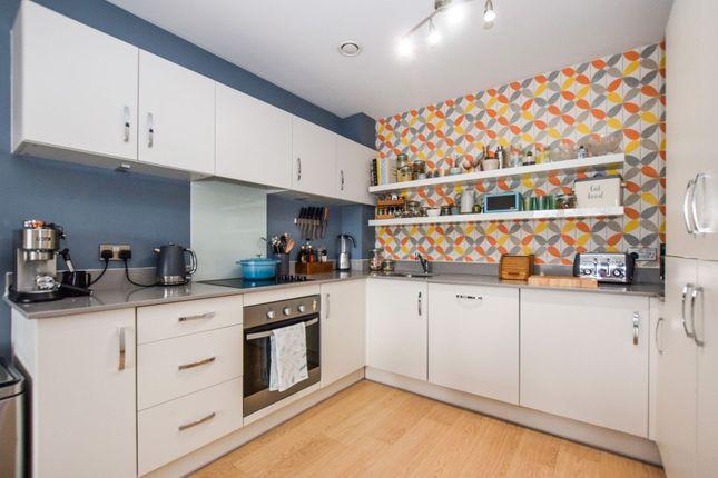 Kitchen of St. Clements Avenue, London E3