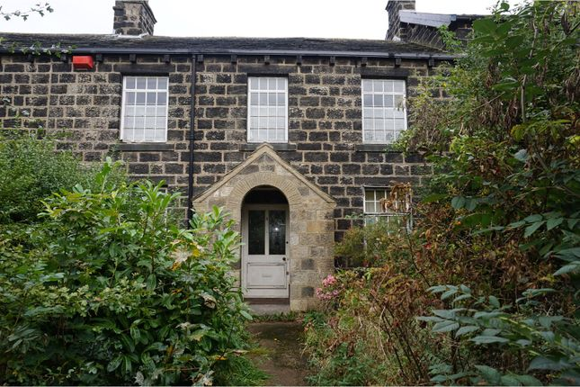 Thumbnail Terraced house for sale in Victoria Terrace, Leeds