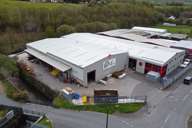 Thumbnail Warehouse for sale in Taylor Holme Industrial Estate, Bacup