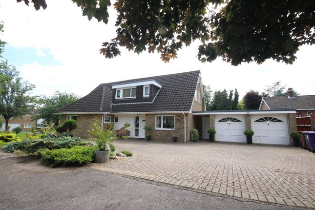 Thumbnail Detached house for sale in Pasture Road, Letchworth Garden City