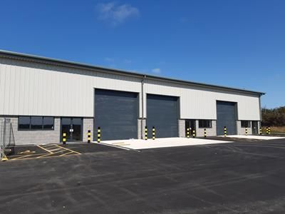 Thumbnail Light industrial to let in Phase 2, Helston Business Park, Clodgey Lane, Helston, Cornwall
