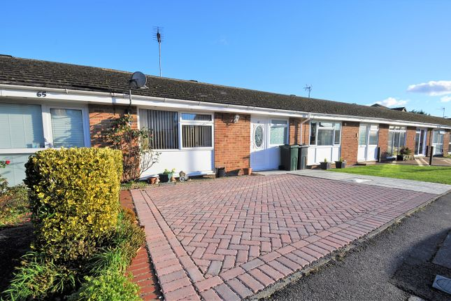 Thumbnail Semi-detached bungalow to rent in Grasmere Road, Kennington, Ashford, Kent