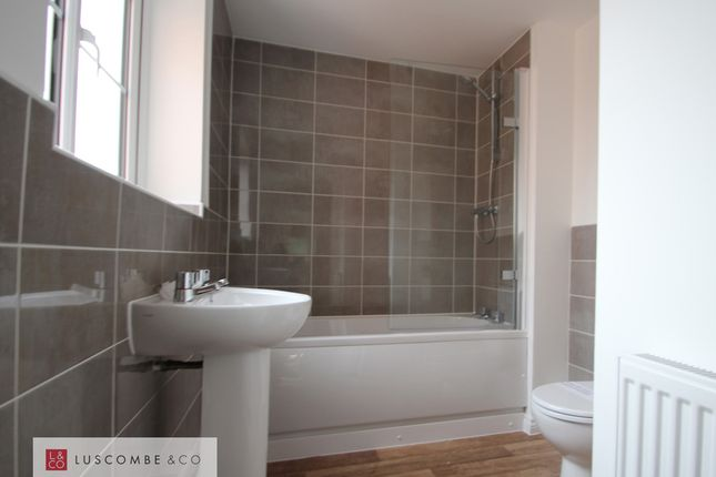Bathroom of Lysaght Gardens, Newport NP19