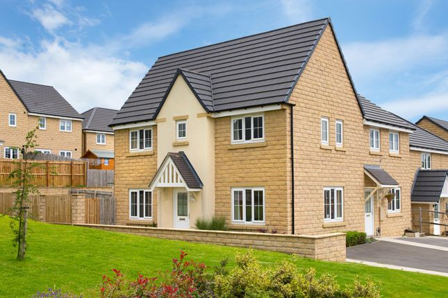 """Thumbnail Semi-detached house for sale in """"Morpeth"""" at Helme Lane, Meltham, Holmfirth"""