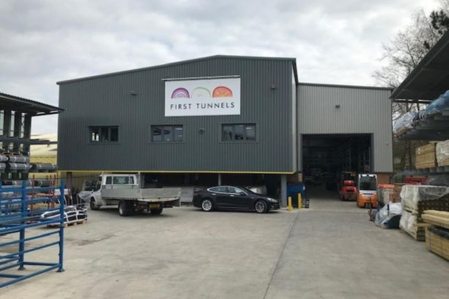 Thumbnail Industrial to let in Unit 5, Altham Business Park, Altham