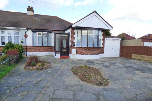 Thumbnail Bungalow for sale in Upland Court Road, Harold Wood, Romford