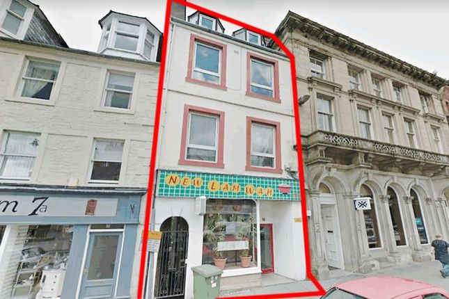 Thumbnail Commercial property for sale in 5, High Street, Hawick TD99Bz