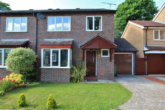Thumbnail Semi-detached house to rent in Rosehill, Billingshurst