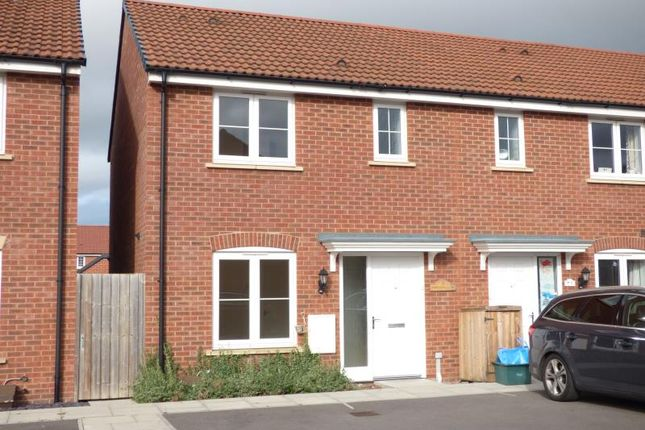 Thumbnail Property to rent in Babdown Close Kingsway, Quedgeley, Gloucester