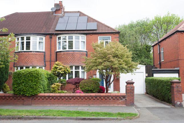 Thumbnail Semi-detached house for sale in Cranbourne Road, Ashton-Under-Lyne