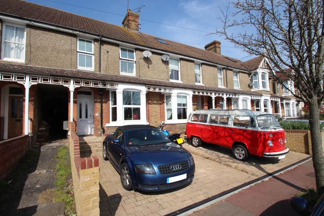 Thumbnail Terraced house to rent in Borden Lane, Sittingbourne