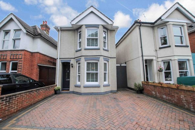 Thumbnail Detached house for sale in Manor Farm Road, Southampton