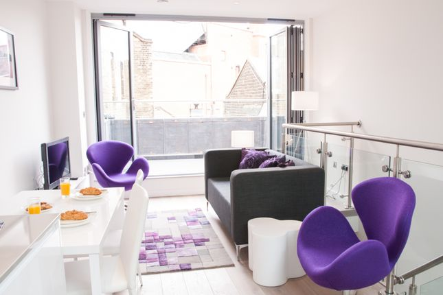 Thumbnail Duplex to rent in Chandos Place, London