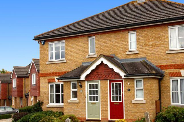Thumbnail Semi-detached house for sale in Royal Rise, Tonbridge