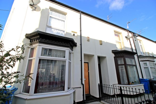 Thumbnail End terrace house for sale in Albert Avenue, Wellsted Street, Hull