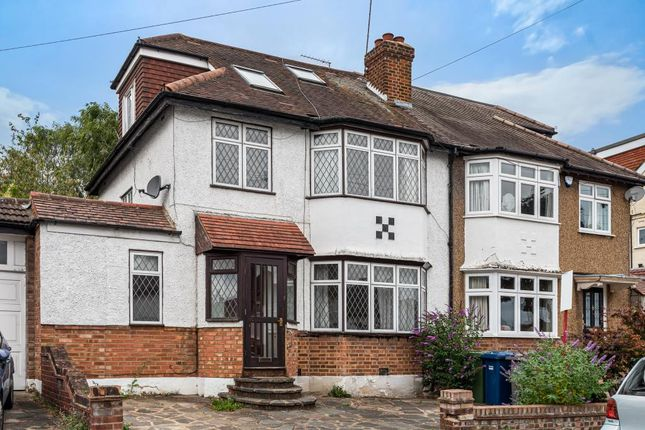 Thumbnail Semi-detached house for sale in East Barnet, Hertfordshire