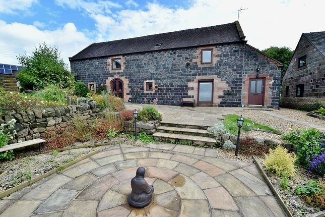 Thumbnail Barn conversion for sale in Black Lane, Whiston