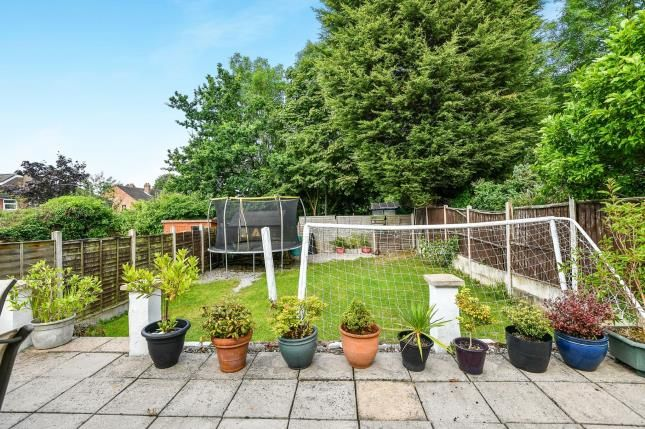 Rear Garden of Canberra Road, Walsall WS5