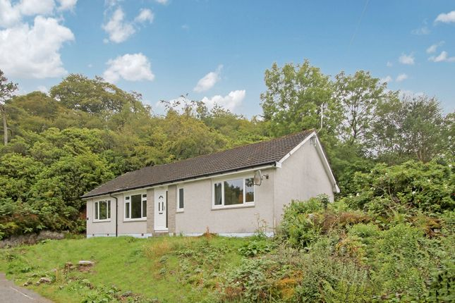 Thumbnail Detached bungalow for sale in Port Appin, Port Appin, Argyll