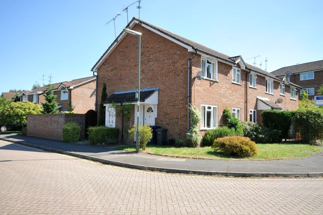 Thumbnail End terrace house to rent in Southern Way, Farnham