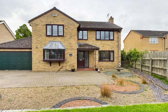 Thumbnail Detached house for sale in Hobman Lane, Cranswick, Driffield