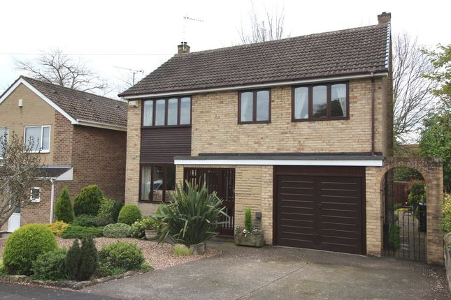 Thumbnail Detached house for sale in Riverside Drive, Sprotbrough, Doncaster