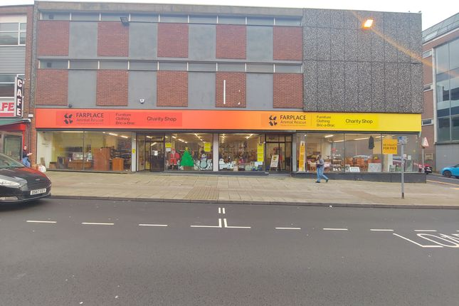 Thumbnail Retail premises for sale in Town Road, Stoke-On-Trent