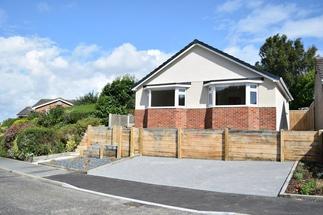 Thumbnail Detached bungalow for sale in Scarf Road, Poole