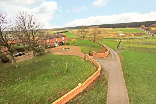 Thumbnail Country house for sale in Martin Grange Farm, Martin Grange Lane, Bawtry, Doncaster, South Yorkshire