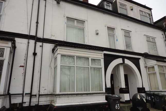 Thumbnail Flat to rent in Ash Tree Road, Crumpsall, Manchester