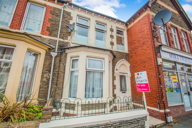 Thumbnail Terraced house for sale in Donald Street, Roath, Cardiff