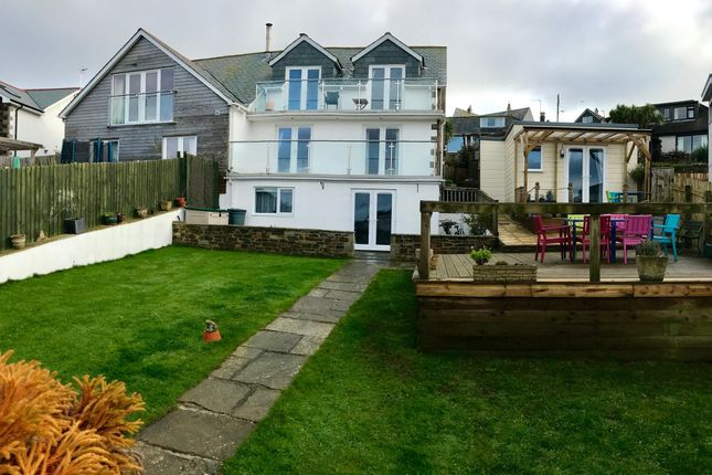 Thumbnail Property for sale in St. Michaels Road, Perranporth, Cornwall