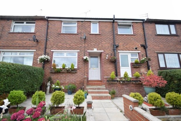 Thumbnail Terraced house to rent in Highfield Road, Pudsey
